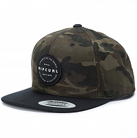 Rip Curl MISSION BADGE SB CAP CAMO
