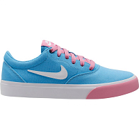 Nike WMNS NIKE SB CHARGE CNVS UNIVERSITY BLUE/WHITE-MAGIC FLAMINGO