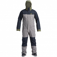 Airblaster INSULATED FREEDOM SUIT PEWTER OLIVE