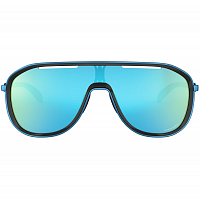 Oakley OUTPACE POLISHED BLACK/PRIZM SAPPHIRE