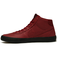 Nike SB BRUIN HI ISO TEAM RED/NIGHT MAROON-BLACK