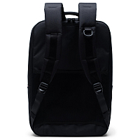Herschel TRAVEL BACKPACK BLACK
