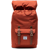 Herschel Little America Mid-Volume PICANTE CROSSHATCH