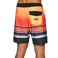 Hurley M PHTM SPECTRUM 18' bright crimson