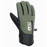 Picture organic MADSON GLOVES LYCHEN GREEN
