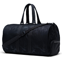 Herschel Novel Black/Tonal Camo