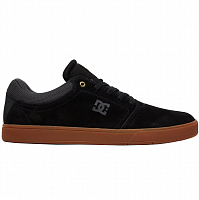 DC CRISIS M SHOE BLACK/GREY/BLACK