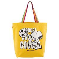 Levi's® SNOOPY SPORT GOAL TOTE REGULAR YELLOW