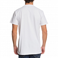 DC COLOR BLOCKS SS M TEES White