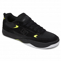 DC PENZA M SHOE BLACK/BLACK/YELLOW