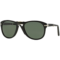 Persol 0po0714 BLACK/POLAR GREEN