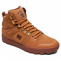 DC PURE HT WR BOOT M BOOT TAN
