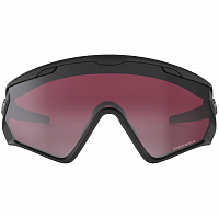 Oakley WIND JACKET 2.0 MATTE BLACK/PRIZM SNOW BLACK IRIDIUM
