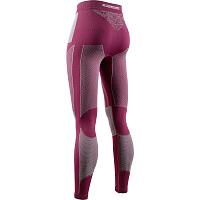 X-Bionic Energy Accumulator 4.0 Pants WMN PLUM/PEARLGREY