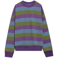 NOON GOONS STRIPE ICON SWEATSHIRT PGB