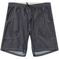 And Wander DRY Easy Denim Short Pants NAVY