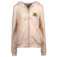 Hurley W SURFBOW PERFECT FLEECE ZIP GUAVA ICE