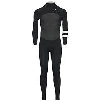 Hurley M ADVANTAGE PLUS 3/2 FULLSUIT BLACK