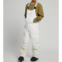 Analog M AG BIB Pant STOUT WHITE MULTI