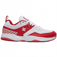 DC E.TRIBEKA LE M SHOE Red/White