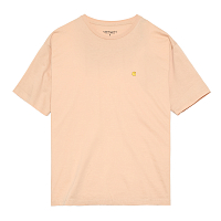 Carhartt WIP W' S/S CHASY T-SHIRT POWDERY / GOLD