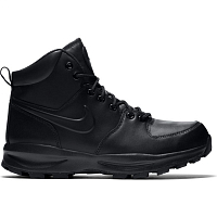 Nike MANOA LEATHER BLACK/BLACK-BLACK