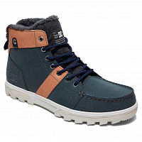 DC WOODLAND M BOOT Brown/Grey