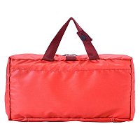 PORTER YOSHIDA SNACK PACK COSME POUCH Scarlet