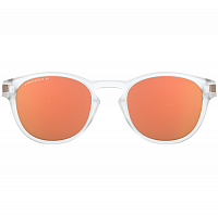 Oakley LATCH MATTE CLEAR/PRIZM ROSE GOLD POLARIZED
