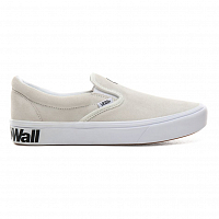 Vans UA COMFYCUSH SLIP-ON (Distort) blanc/black