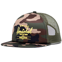 Herschel WHALER MESH WOODLAND CAMO/HIGHLIGHT