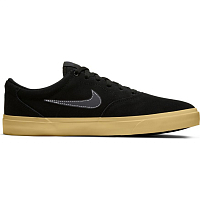 Nike SB CHARGE SUEDE BLACK/ANTHRACITE-BLACK-GUM LIGHT BROWN
