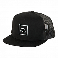 RVCA VA ALL THE WAY TRUCK BLACK