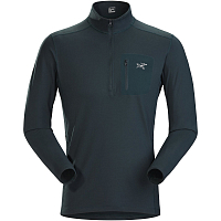 Arcteryx RHO LT ZIP NECK MEN'S ENIGMA