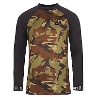 Planks Fall-line Base Layer TOP BRITISH DPM CAMO