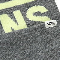 Vans BREAKIN CURFEW BEANIE HEATHER GREY