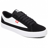 DC LYNNFIELD M SHOE BLACK/ATHLETIC RED/WHITE