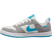 Nike SB ALLEYOOP (GS) PARTICLE GREY/LASER BLUE-PHOTON DUST