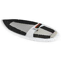Ronix Koal Surface - Thumbtail+ TEXTURED WHITE / RED
