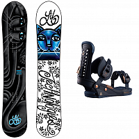 Траектория W FREERIDE HALF PACKAGE 1 0