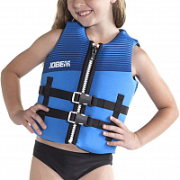 Jobe NEOPRENE VEST YOUTH BLUE