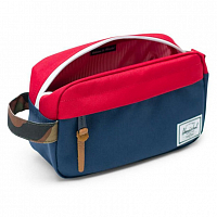 Herschel CHAPTER CARRY ON Navy/Red/Woodland Camo
