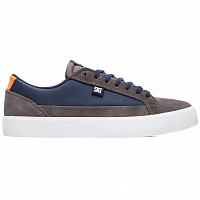 DC LYNNFIELD M SHOE NAVY/ ORANGE