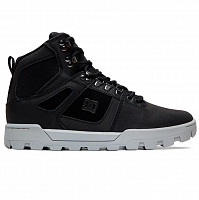 DC PURE HT WR BOOT M BOOT BLACK/ARMOR