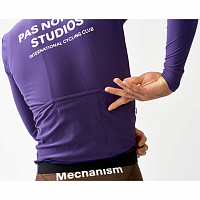 Pas Normal Studios Long Sleeve Jersey PURPLE