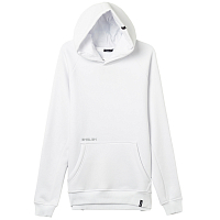 Emblem BASIC HOODY White