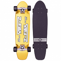 Z-Flex Metal Flake Cruiser GOLD