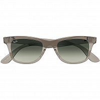 Ray Ban 0rb4640 TRANSPARENT GREY/GREY GRADIENT
