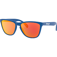 Oakley Frogskins 35th PRIMARY BLUE/PRIZM RUBY