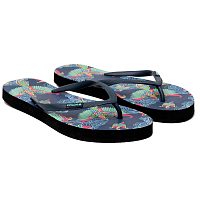 69slam PRINTED SANDALS BIRD PARADISE